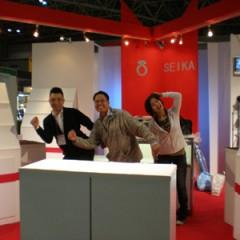 第20回 国際宝飾展 IJT 2009
